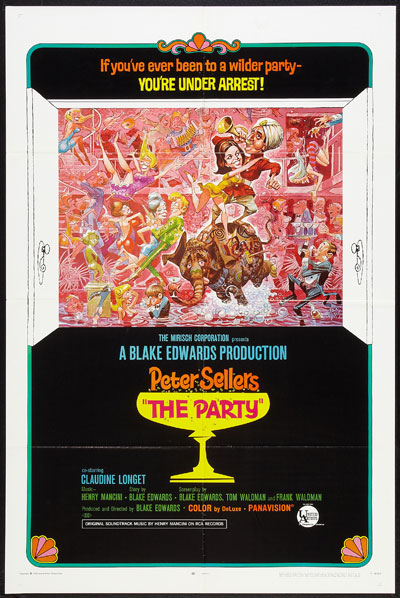 The Party 1968 1080p BluRay DTS x264-DON