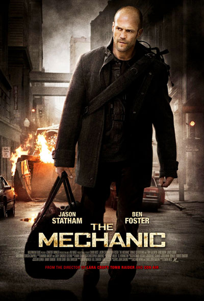 The Mechanic 2011 1080p BluRay DD5.1 x264-EbP