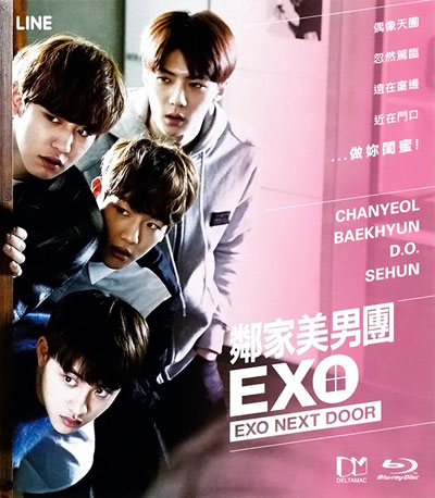 EXO Next Door 2015 Korean 720p BluRay DD5.1 x264-WiKi