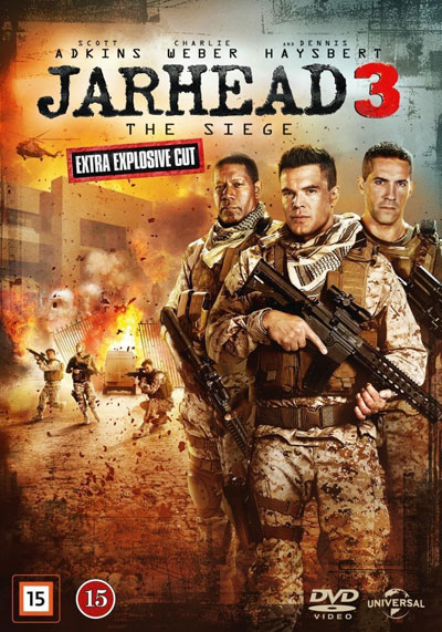 Jarhead 3 The Siege 2016 BluRay 1080p DTS-HD MA 5.1 x264-SiCaRio