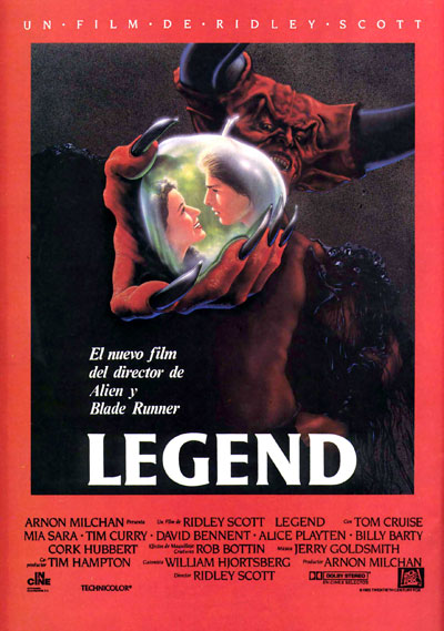 Legend 1985 Directors Cut BluRay REMUX 1080p VC-1 DTS-HD MA 5.1 - KRaLiMaRKo