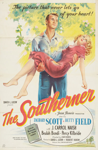 The Southerner 1945 1080p BluRay DD2.0 x264-SiNNERS