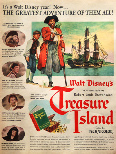 Treasure Island 1950 1080p BluRay DD2.0 x264-PSYCHD