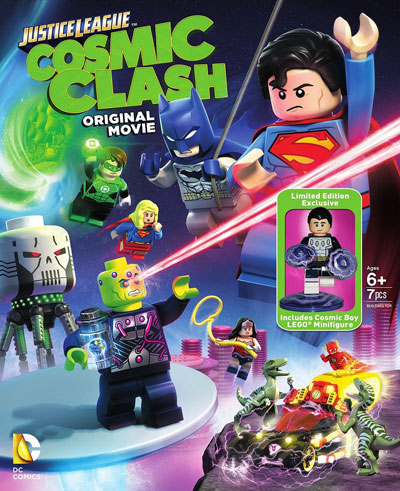 LEGO DC Comics Super Heroes Justice League Cosmic Clash 2016 1080p BluRay DTS x264-ROVERS