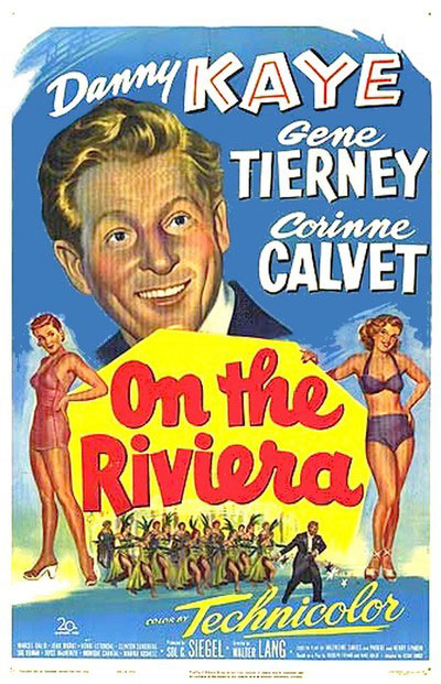 On The Riviera 1951 1080p BluRay DTS x264-SADPANDA