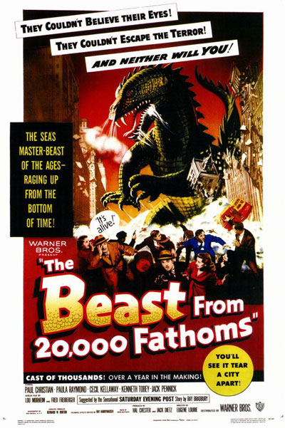The Beast from 20,000 Fathoms 1953 720p BluRay FLAC1.0 x264-CALiGARi
