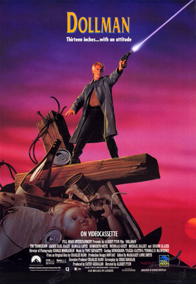 Dollman 1991 1080p BluRay DTS x264-UNK