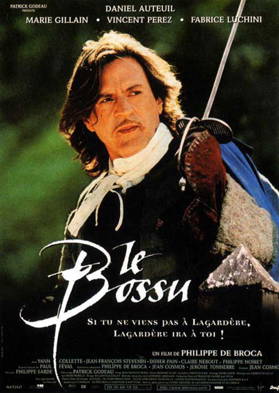 On Guard aka Le bossu 1997 French 720p BluRay DD5.1 x264-CRiSC