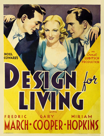 Design for Living 1933 1080p BluRay FLAC x264-SADPANDA