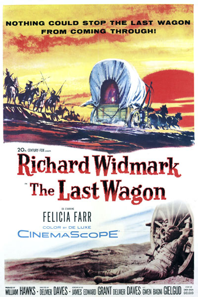 The Last Wagon 1956 1080p BluRay DTS x264-SiNNERS