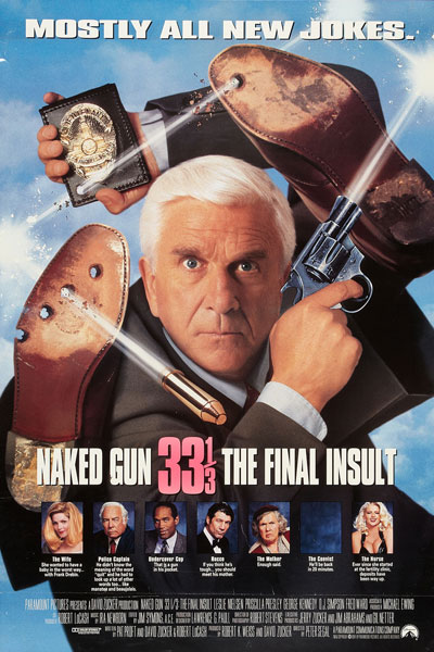 Naked Gun 33 1/3 The Final Insult 1994 1080p BluRay DTS x264-EbP