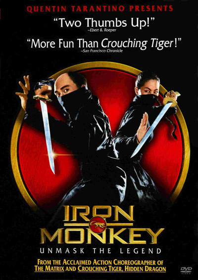 Iron Monkey 1993 Chinese 720p BluRay DD5.1 x264-EbP