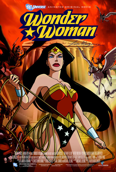 Wonder Woman 2009 BluRay REMUX 1080p VC-1 TrueHD 5.1 - BluDragon