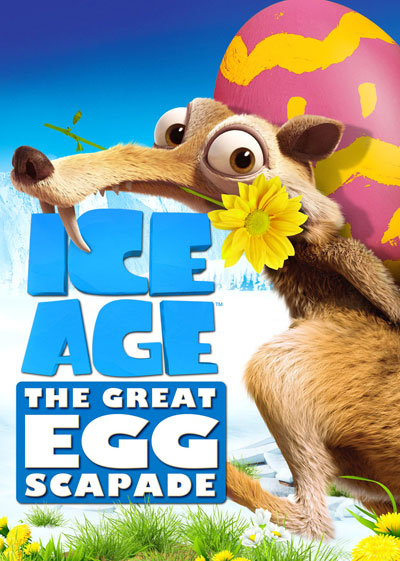 Ice Age The Great Egg-Scapade 2016 1080p WEB-DL AAC H264-FGT