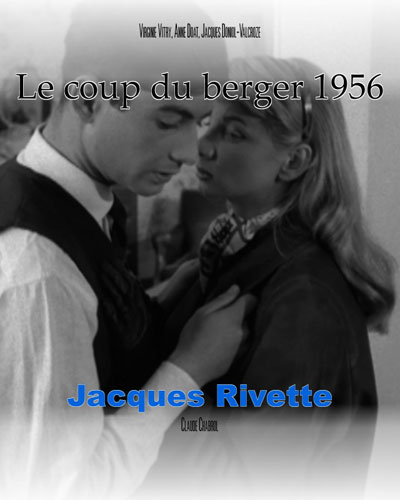 Le coup du berger 1956 French 1080p BluRay DD1.0 x264-SADPANDA