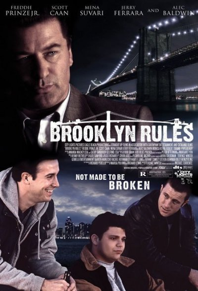 Brooklyn Rules 2007 1080p BluRay DD5.1 x264-FGT