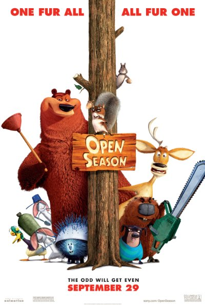 Open Season 2006 BluRay REMUX 1080p AVC TrueHD 5.1-HDB