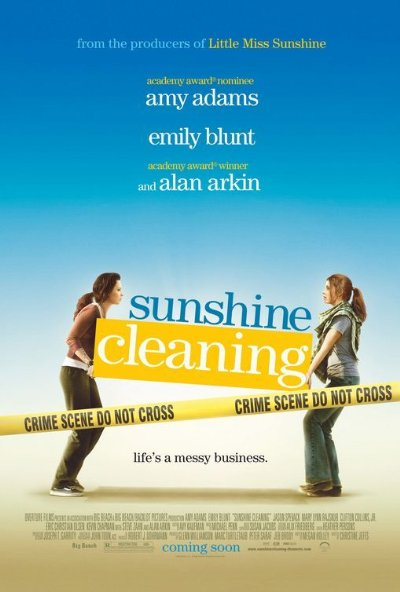 Sunshine Cleaning 2008 1080p BluRay DD5.1 x264-CiNEFiLE
