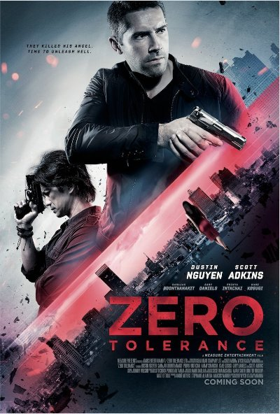 Zero Tolerance 2015 720p WEB-DL x264 DD5.1-EVO