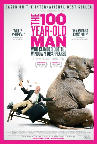 The 100 Year Old Man Who Climbed Out the Window and Disappeared 2013 Swedish BluRay 1080p DTS x264-MTeam
