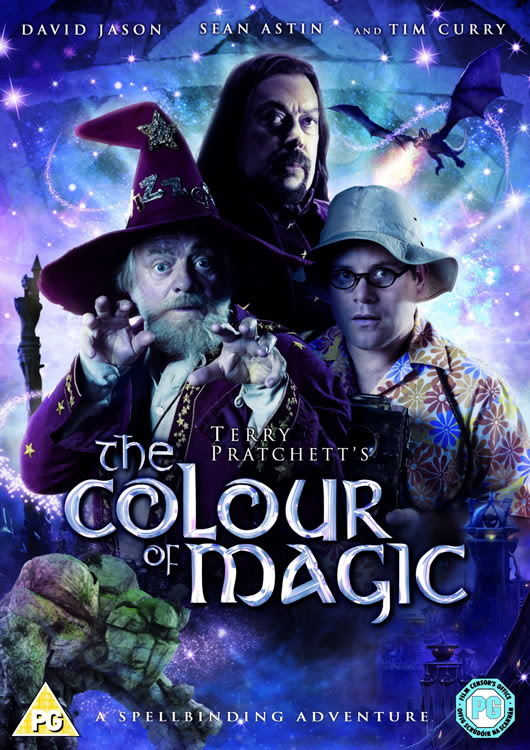 Terry Pratchett's The Colour of Magic (2008) 720p BluRay DTS x264-ESiR