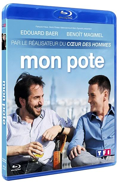 Mon Pote (2010) French 1080p BluRay x264 CiNEFiLE