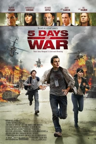 5 Days of War (2011) Bluray 720P DTS x264-CHD