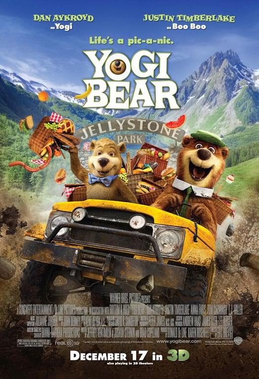 Yogi Bear (2010) 720p BluRay x264-CROSSBOW