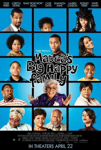 Madeas Big Happy Family (2011) 720p BluRay X264-AMIABLE