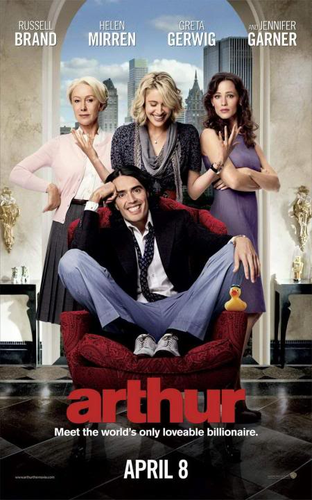 Arthur (2011) BluRay 1080p DTS x264-CHD