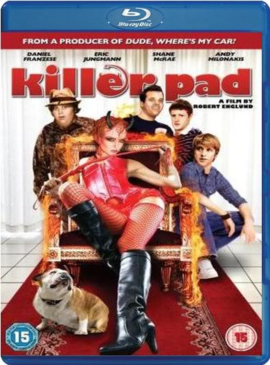 Killer Pad (2008) 720p BluRay DTS x264-DNL