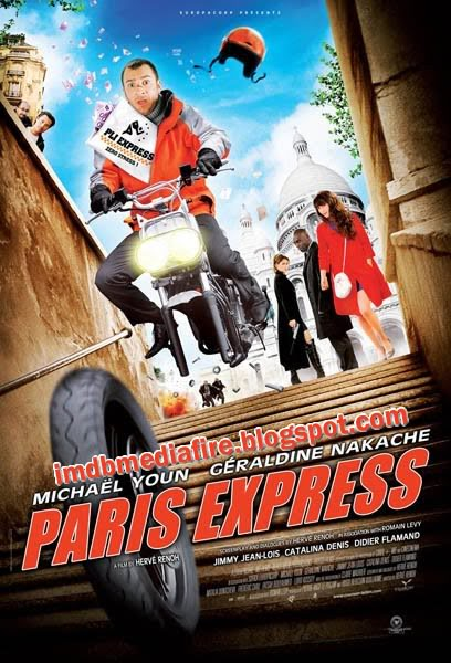 Coursier aka Paris Express 2010 French 720p BluRay DTS x264-WiKi