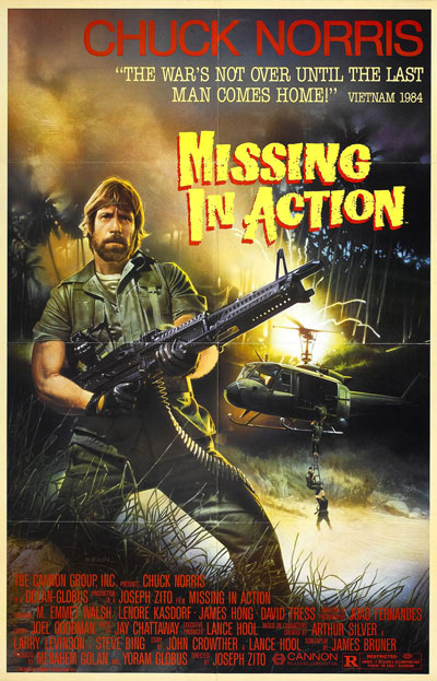 Missing In Action 1984 1080p BluRay DTS x264-KaKa