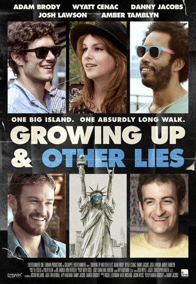 Growing Up and Other Lies 2014 1080p WEB-DL DD5.1 H264-RARBG
