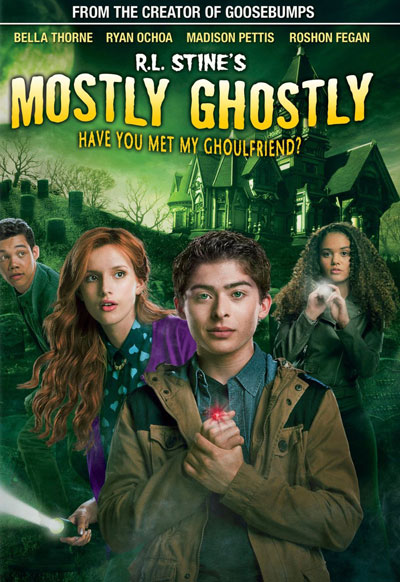 Mostly Ghostly Have You Met My Ghoulfriend 2014 BluRay 1080p DTS x264-EPiC