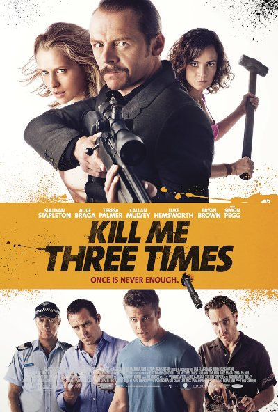 Kill Me Three Times 2014 720p BluRay DTS x264-GECKOS