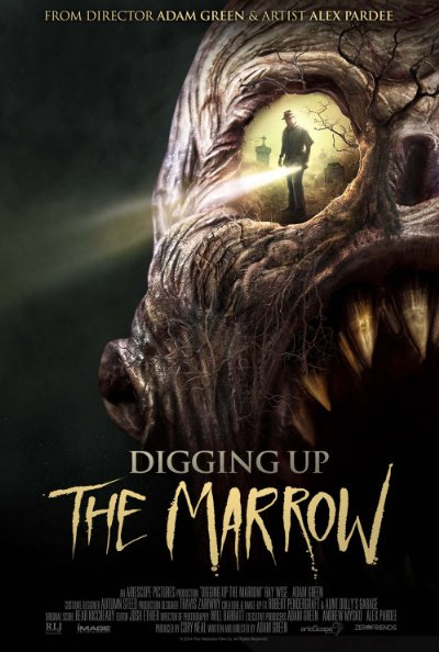Digging Up The Marrow 2014 1080p Bluray DTS x264-TOPCAT