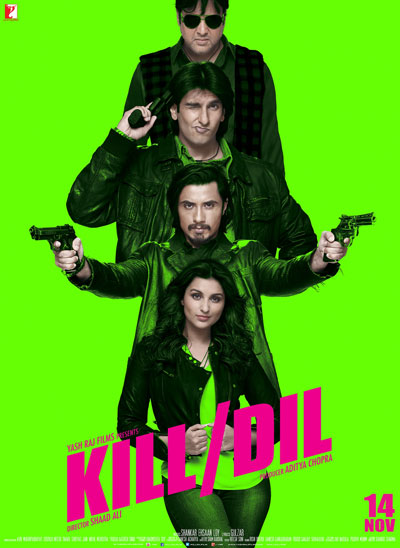 Kill Dil 2014 Hindi Bluray REMUX 1080p AVC DTS-HD MA 5.1-UNK