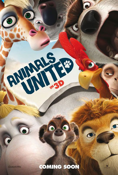 Animals United 2011 German BluRay 1080p DTS x264-CHD