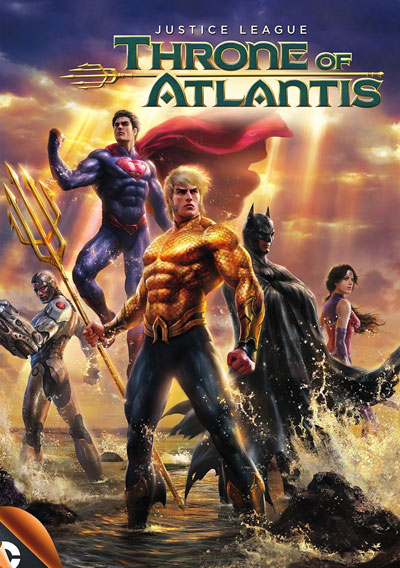 Justice League Throne of Atlantis 2015 1080p BluRay DTS x264-ROVERS