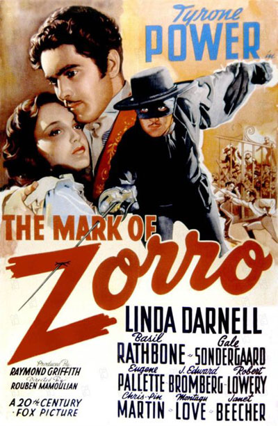 The Mark Of Zorro 1940 1080p Bluray DTS x264-SiNNERS