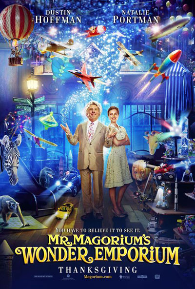 Mr Magoriums Wonder Emporium 2007 720p BluRay DTS x264-ESiR