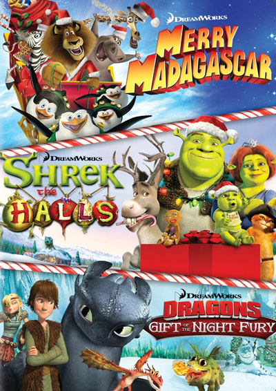 DreamWorks Holiday Classics 2012 1080p Bluray x264 DD5.1 5 1-NoHaTE