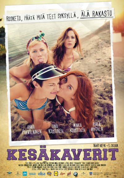 Summertime aka Kesäkaverit 2014 Finnish 720p BluRay DTS x264-FiCO