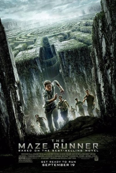 The Maze Runner 2014 720p Bluray DTS x264-SPARKS