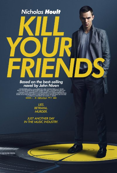 Kill Your Friends 2015 BluRay REMUX 1080p AVC DTS-HD MA 5.1-SiCaRio