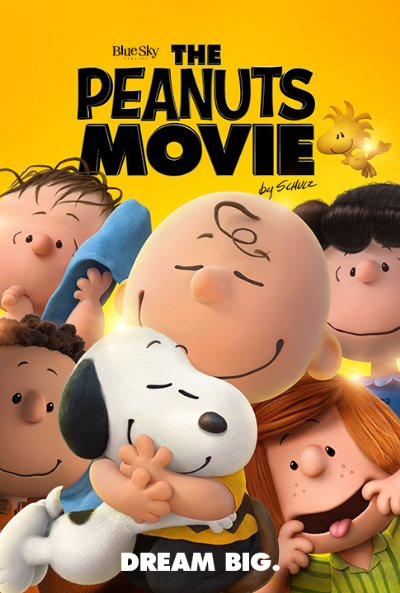 The Peanuts Movie 2015 BluRay REMUX 1080p AVC DTS-HD MA 7.1-FraMeSToR