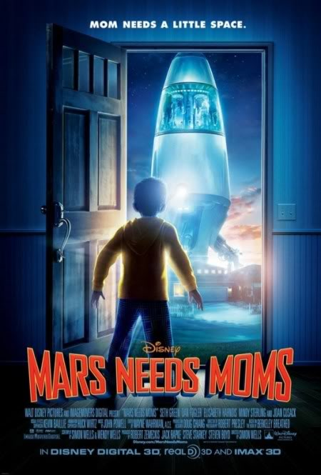 Mars Needs Moms (2011) BluRay 720p DTS x264-CHD