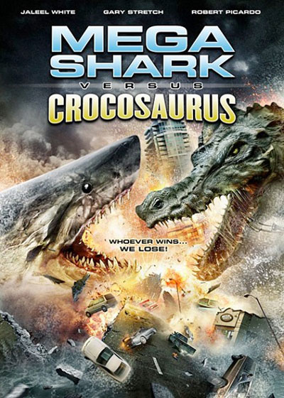 Mega Shark Vs Crocosaurus 2010 BluRay 720p DTS x264-CHD