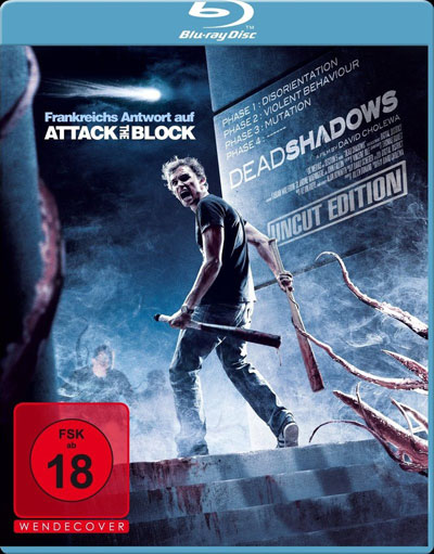 Dead Shadows 2012 Bluray 720p DTS x264-CHD